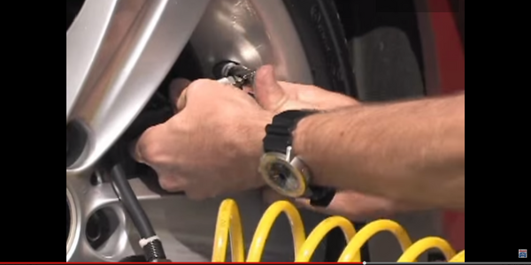 The Importance of Checking Tire Pressure Regularly