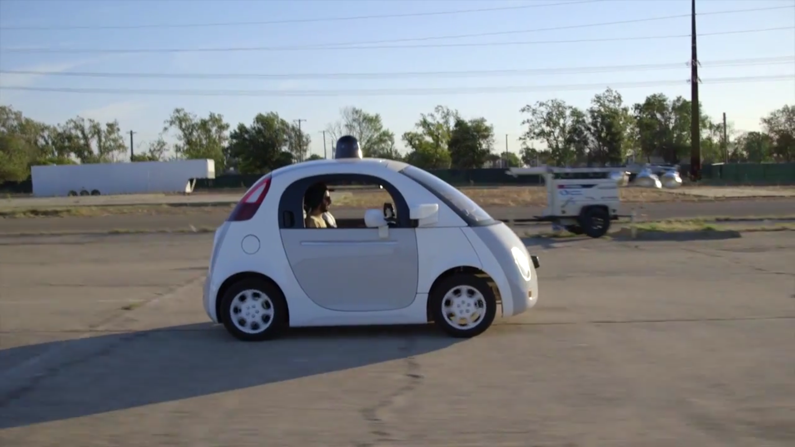 Google's Self-Driving Project Takes the Next Step