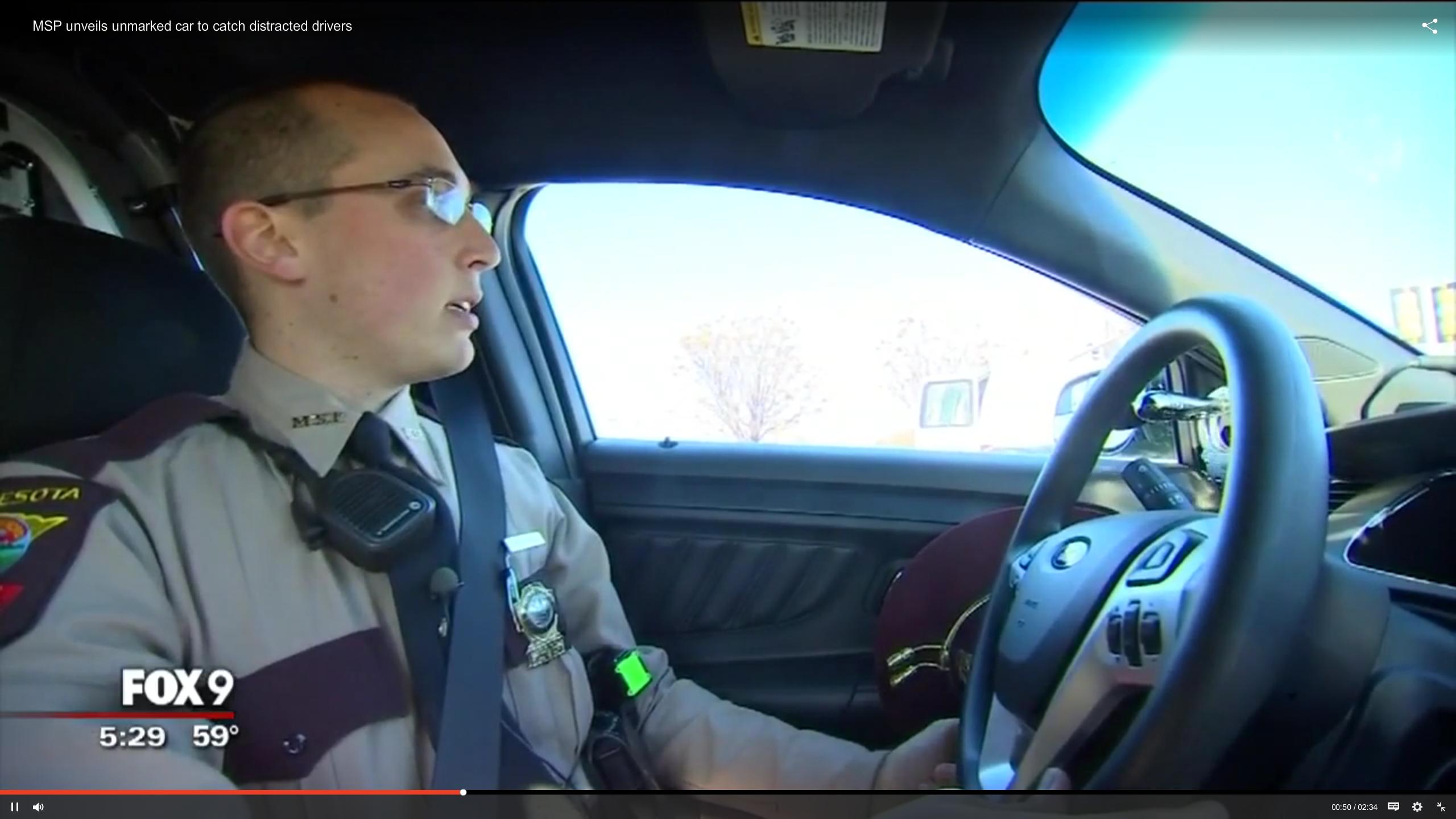 Minn. Cracks Down on Distracted Driving