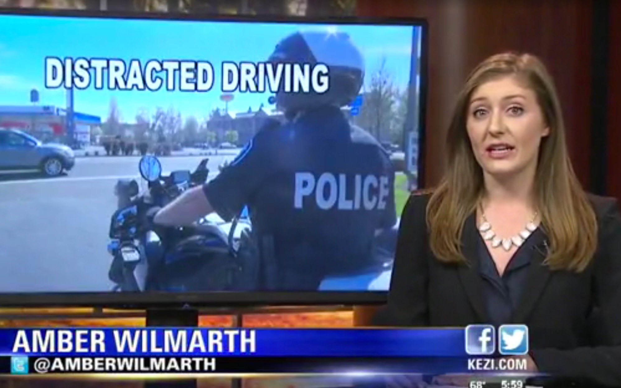 A Distracted Driving Epidemic