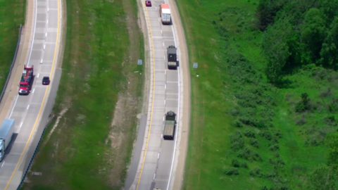 Michigan, Army Team on Smart Mobility Test