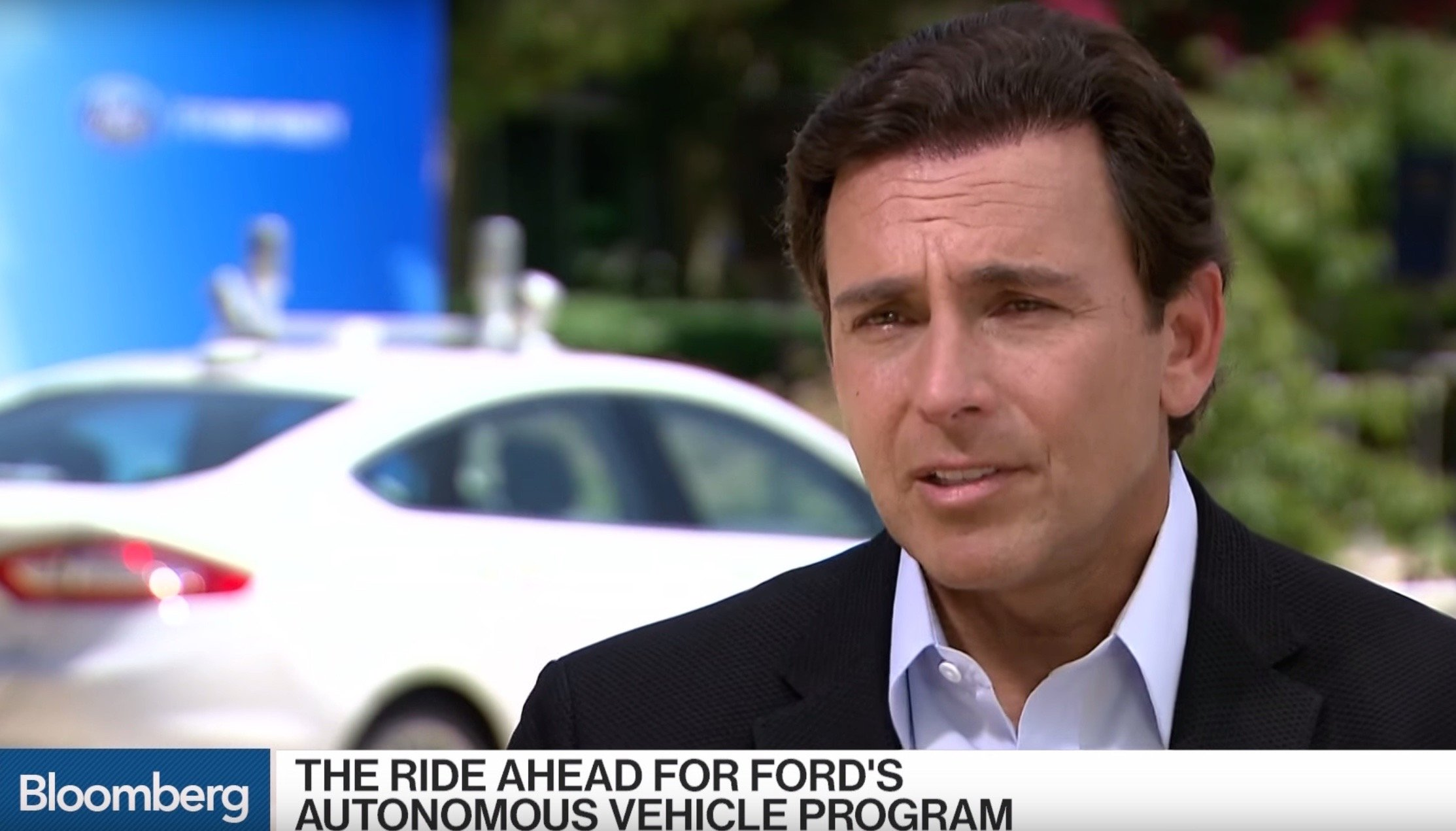 Ford's Plans for Fully Automated Car