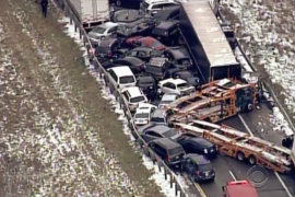 Storm Triggers Deadly Pileup in Mich.