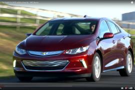 Volt, Prius Prime Excel in Safety Tests