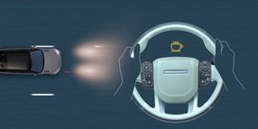 Range Rover Velar's Safety Features