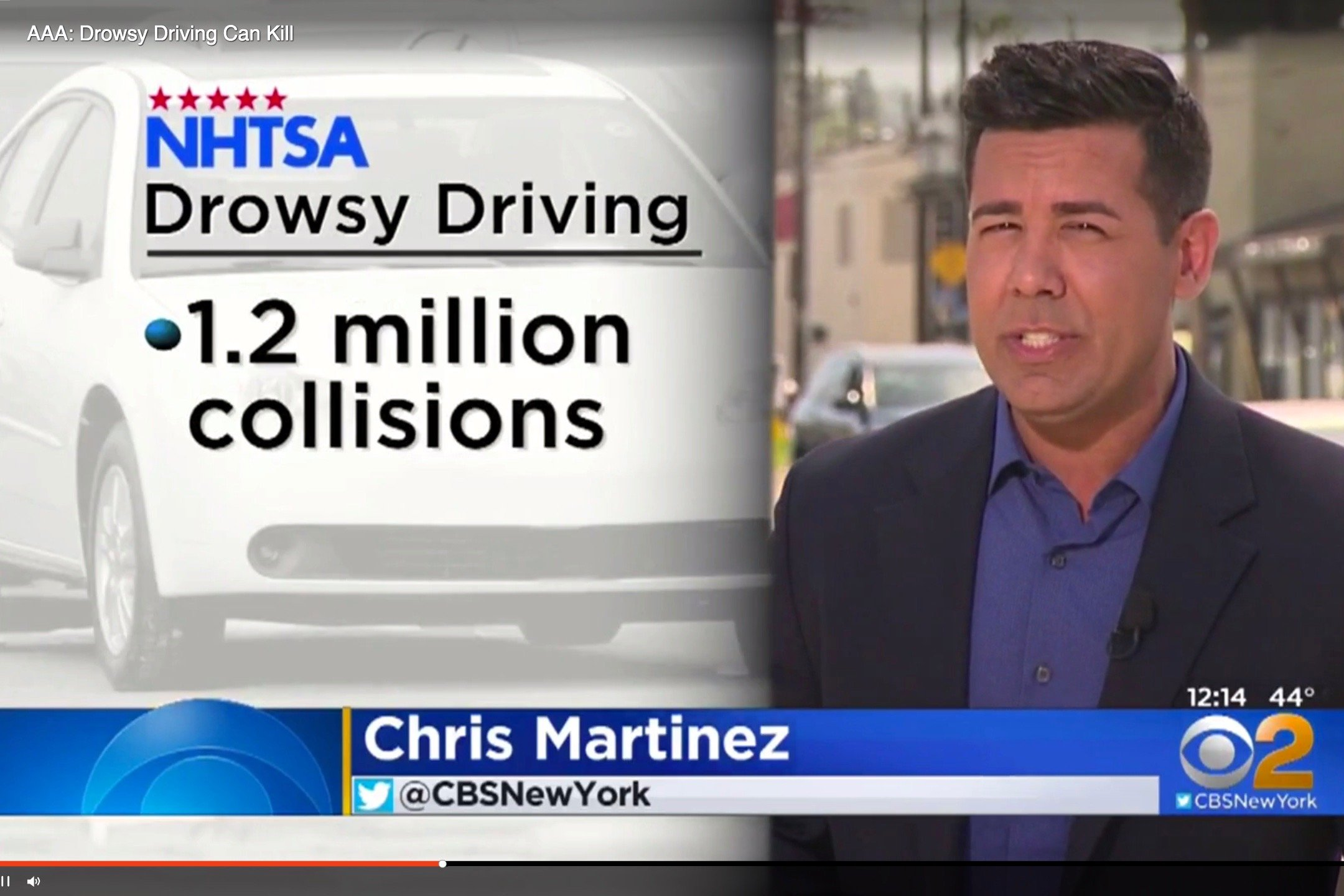 The Dangers of Drowsy Driving
