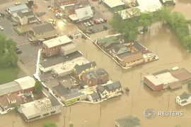 Floods Pummel Missouri