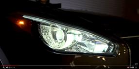 IIHS SUV Headlight Tests