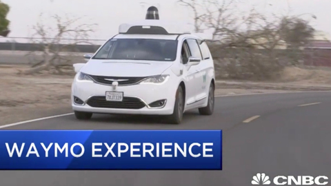 What's Riding in a Waymo Car Like?