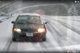 Driving in Wintry Conditions