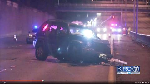 Fatal Road Rage in Seattle