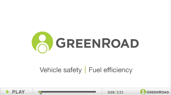 GreenRoad:  Focusing on the Driver