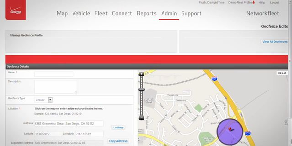 Verizon Networkfleet: Helping Protect Your Drivers and Assets