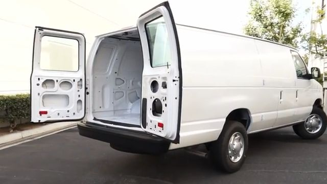 Video Van Profile: Ford E-250 Cargo