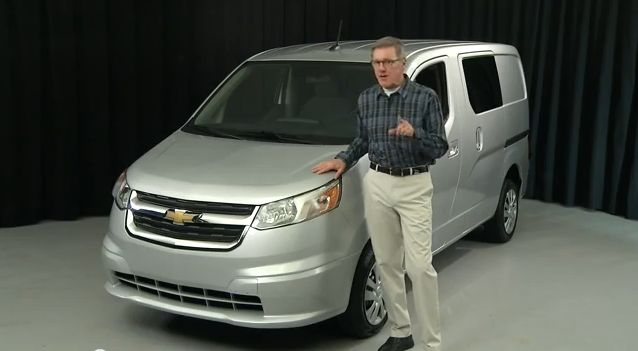 Chevrolet City Express Van Overview