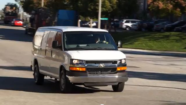 Video Van Profile: Chevrolet Express