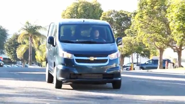 Video Van Profile: Chevrolet City Express