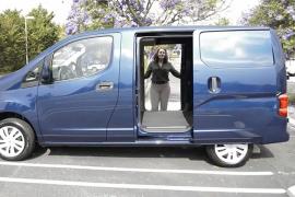 Video Van Profile: Nissan NV200 Cargo