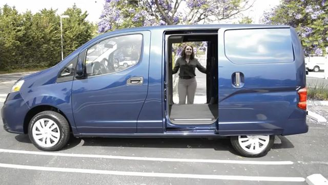 Video Van Profile: Nissan NV200 Cargo