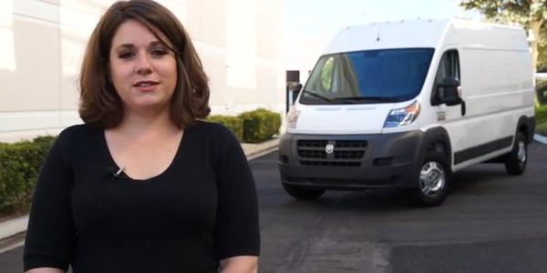 Video Van Profile: Ram ProMaster Cargo