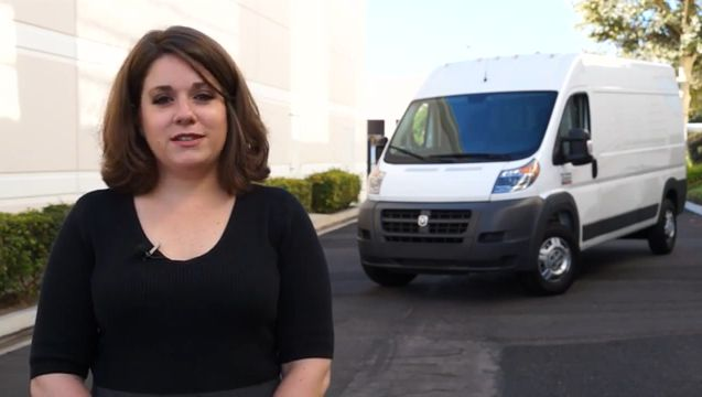 Video Van Profile: Ram ProMaster Cargo
