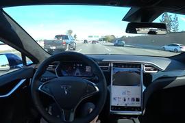 Tesla's Autopilot 2.0