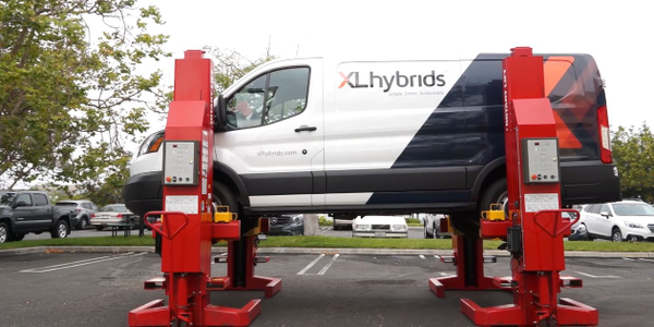 A Closer Look at XL Hybrids Vans