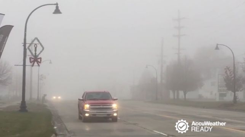 How to Drive in the Fog