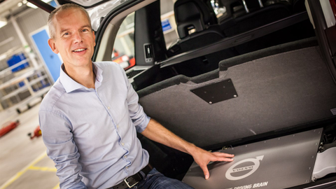 Volvo's First 'Drive Me' Project Car