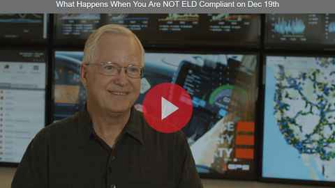 What Happens When You are NOT ELD Compliant