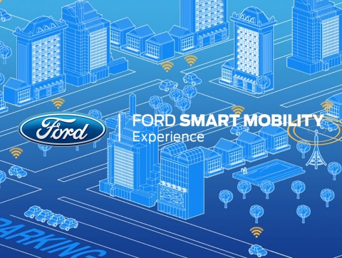Video: Ford's Smart Mobility Plan