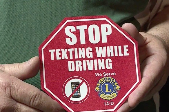 Distracted Driving Victims Turned Safety Advocates
