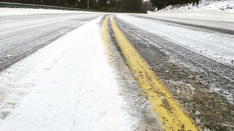 Driving in Slippery Conditions