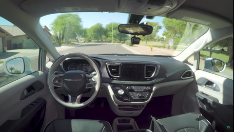 Waymo's Fully Self-Driving Cars