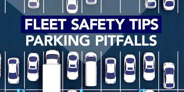 Navigating parking lots can be tricky. Here are four tactical tips.