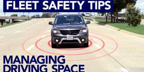 Managing Driving Space