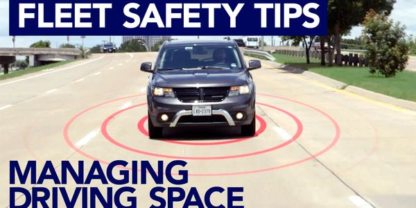 Video: Managing Driving Space
