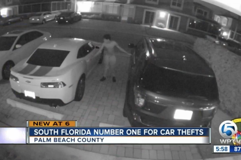 Many of South Florida'svehicle thefts could havebeen prevented if drivers ensured that the...