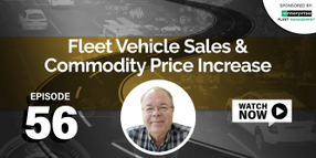 Assessment of April 2021 Fleet Vehicle Sales and Impact of Commodity Price Increases
