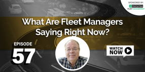 Vehicle Availability is No. 1 Issue Facing Fleet Managers