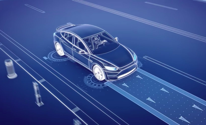 Automatic braking, backup cameras, and electronic stability control provide high-level safety technologies that have mostly become standard on new vehicles. - Screenshot via CR/YouTube.