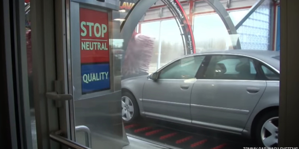 Automotive technology can cause problems when a vehicle moves through a car wash.