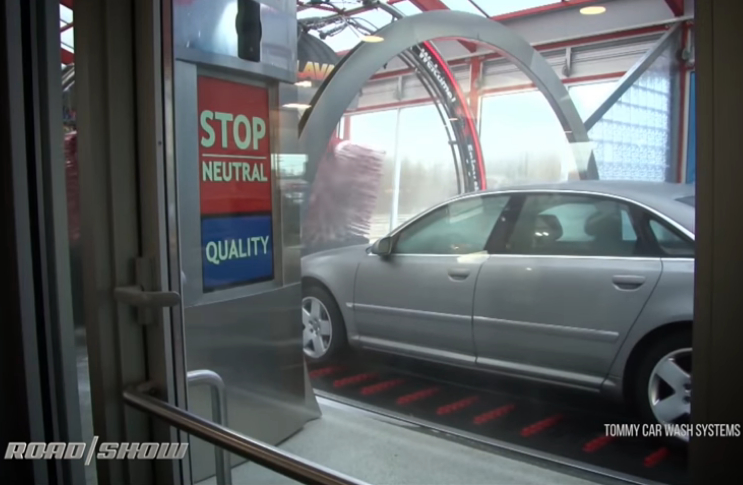 The Perils of Car Washes