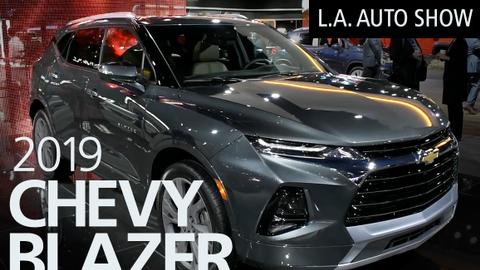 2019 Chevrolet Blazer Walkaround