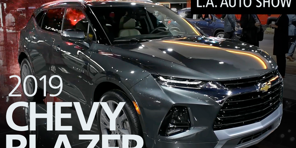 2019 Chevrolet Blazer Walkaround