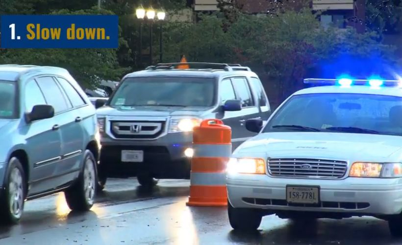 Video: How to Drive Safely in Construction Zones