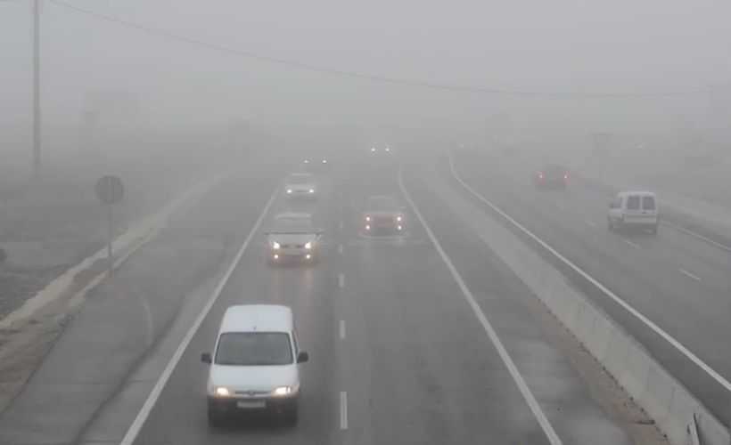 Video: How to Drive Safely in Dense Fog