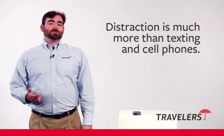 Coach your fleet drivers on these four tips to reduce the safety risk caused by distraction in its myriad forms.