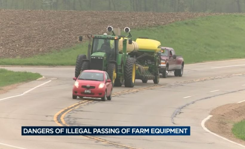 Farm Equipment Hazards