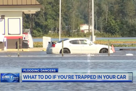 How to Drive Safely Amid Flooding